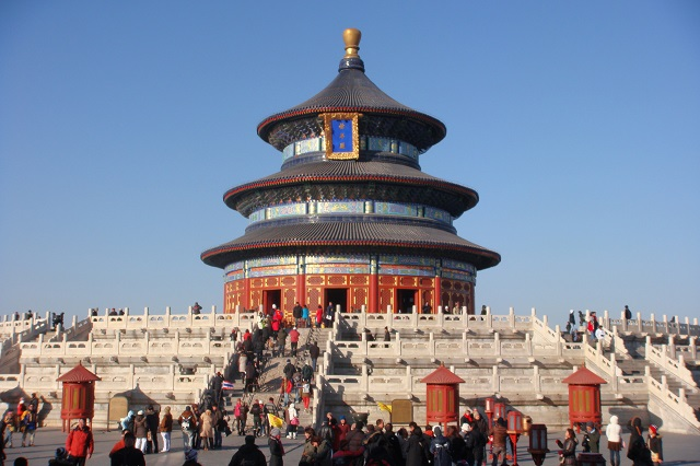 Temple of Heaven- Wikipedia