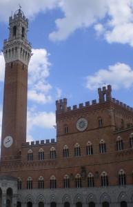 Siena's Palazzo Pubblico