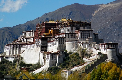 The Potala Palace, Credit, Headseast