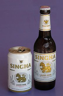 Thai beers,cr-wikipedia