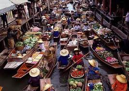 Thai market, cr-thailandattractiontours.com