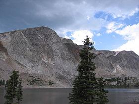 Medicine bowl peak, cr-Wikipedia