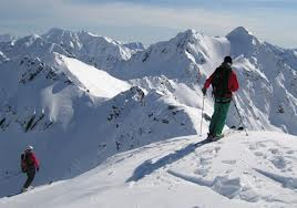 Snowboarding on the Southern Alps of NZcr-powderhounds.com