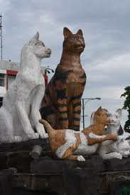 Malaysia's Cat City- Charlotte Baird