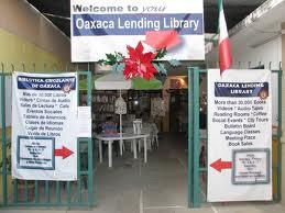 Library, Oxaca, cr-tomzap.com