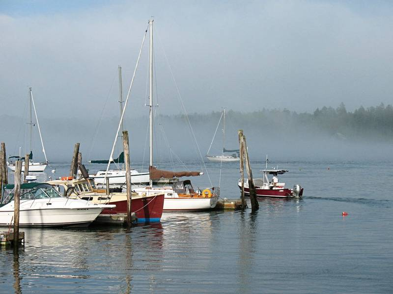 Seguin Island- Maine