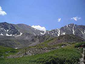Gray's Peak, Cr-wikipedia
