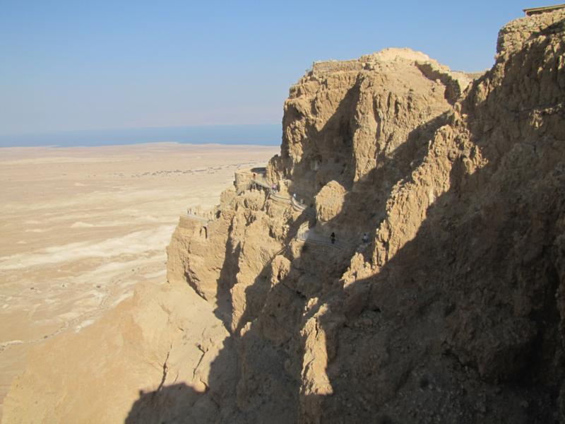 Massada National Park