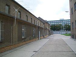 Stasi Prison, Berlin-Hohenschönhausen