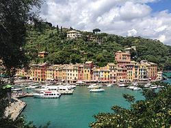 Portofino - Italy, Cr wikipedia
