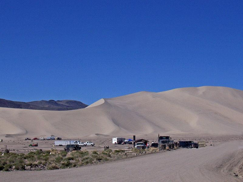 A view of Sand Mountain