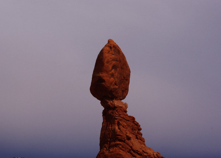 Archers national park moab ut for Fish that looks like a rock