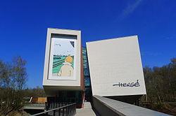 Musée Hergé in Louvain-la-Neuve, Belgium , Wikipedia