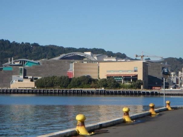 Te Papa, Museum of New Zealand Credit: J McLellan