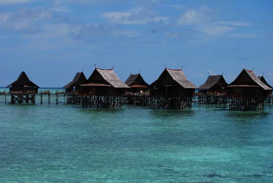 The Pulau Sipadan , Credit: tripadvisor.com