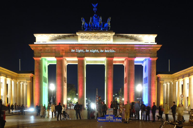 Brandenburg Gate Credit: Berlin Partner