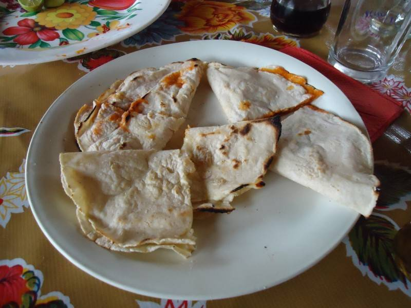 Market Food for Budget Travelers in Oaxaca Credit: Alvin Starkman