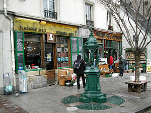 Shakespeare & Company , Cr Wikipedia