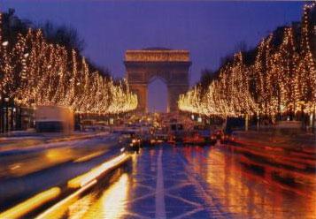 Paris in Xmas time, Cr-1vacation.com
