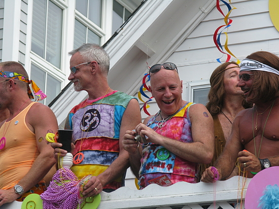 Provincetown lesbian parties