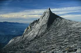 Mt Kinabalu climbing