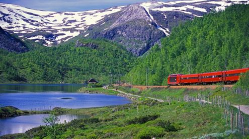 Norway travel bergen-railway, Cr-bergen-guide.com