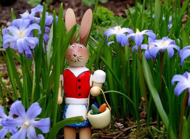 Easter Bunny Credit: Bilderhascher