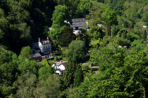 Symonds Yat Gorge: Cr-Flicker