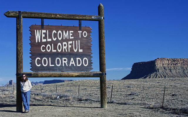 Colorado, cr flicker