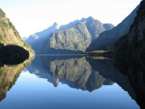 reflections Doubtful Sound,Photo Credit: Floyd Wilde