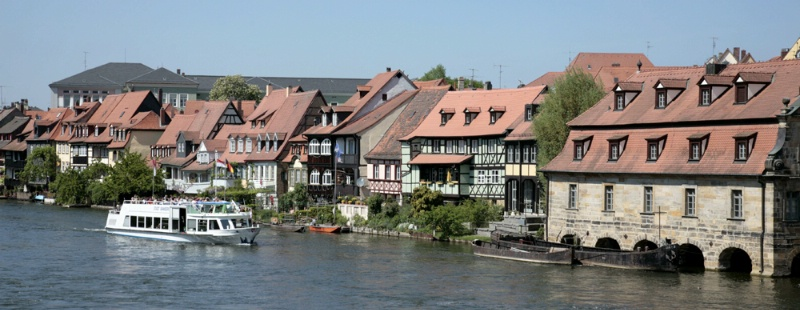 Little Venice in Bamberg Credit: Archiv des BAMBERG Tourismus & Kongress Service