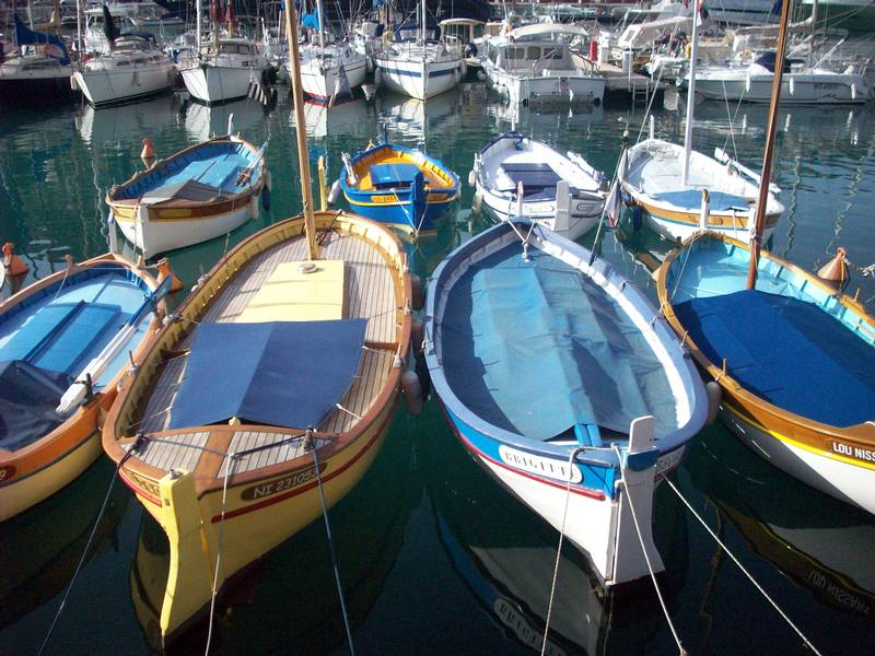Port of Nice Credit: Michelle Lutz