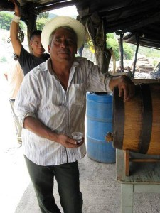 Roadside Mezcal in Bulk Contributes to Alcoholism