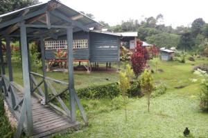 The Village of Long Tanid, Sarawak, Malaysia - Charlotte Baird