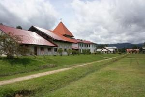 Long Tanid, Sarawak, Borneo, cerdit:traveljournals.net