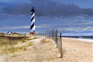 Cape_Hatteras-lighthouse-print, Cr-bansemer.com