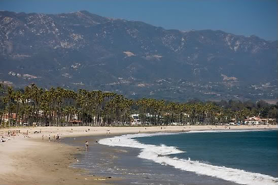 Summer in Santa Barbara, Credit:city-data.com