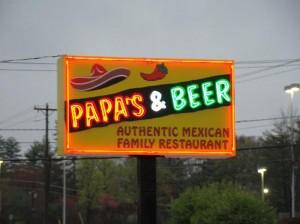 Papa's and Beer, Cr-tripadvisor