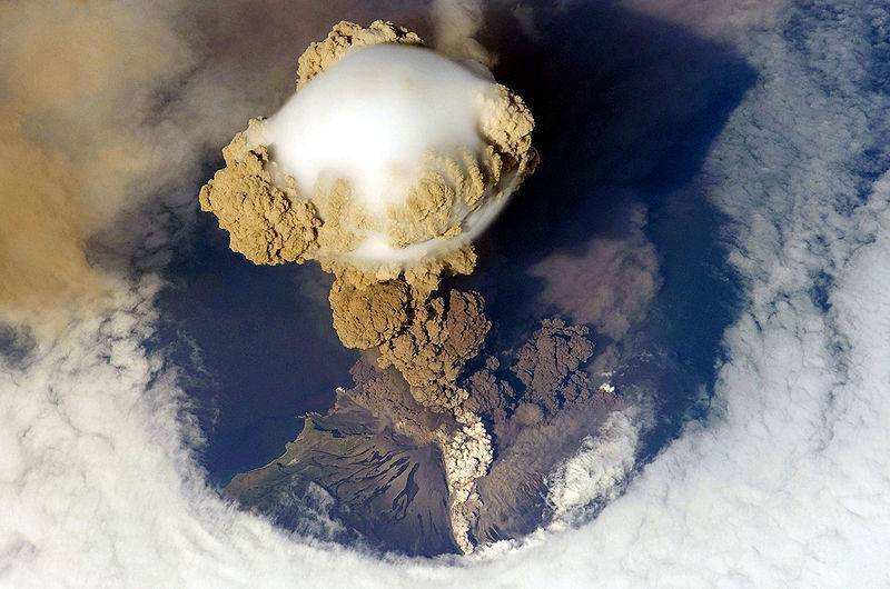 Volcanoes: Fascinating But Deadly Credit: NASA