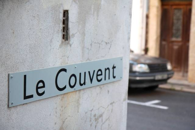 Welcome to Le Couvent - Gail Parker