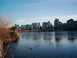 Lost Lagoon in Stanley Park, Vancouver - Geraldine Eliot