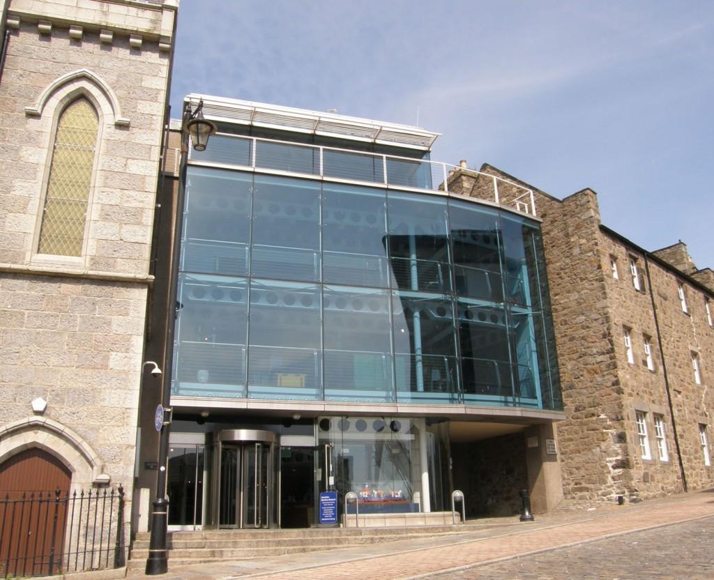 Aberdeen's Maritime Museum.cr:viviennemackie.wordpress.com