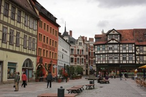 Castle of Quendlinburg , Cr-fotolibra.com