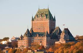 Fairmont Le Chateau Frontenac / Provided by Quebec City Tourism