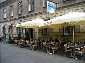 Riz Raz restaurant in Copenhagen, veggie friendly - king_david_uk