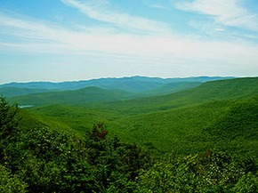Catskills Mountains Credit Wikipedia
