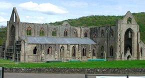 Tintern Abbey Dates Back To 1132 - Nigel Trow
