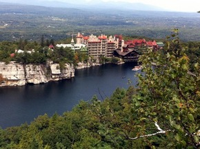 Mohonk Mountain House - N. Morrish