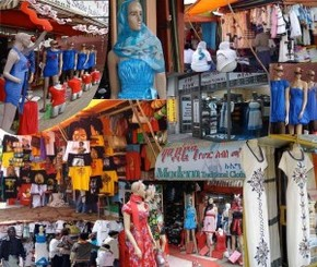 Clothes Shopping Addis Ababa,Ethiopia,East Africa - Greca M.