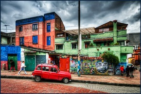 La Candelaria, Bogota, Colombia, Credit- flicker-szeke